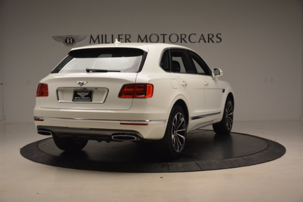 New 2018 Bentley Bentayga Onyx for sale Sold at Rolls-Royce Motor Cars Greenwich in Greenwich CT 06830 7