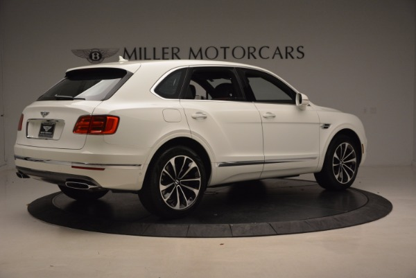 Used 2018 Bentley Bentayga Onyx for sale Call for price at Rolls-Royce Motor Cars Greenwich in Greenwich CT 06830 8