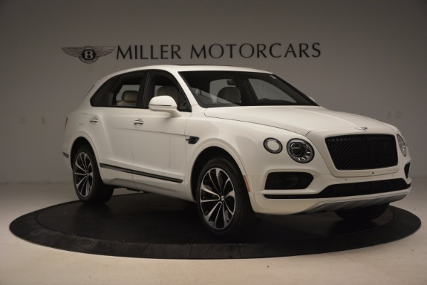 Used 2018 Bentley Bentayga Onyx for sale Sold at Rolls-Royce Motor Cars Greenwich in Greenwich CT 06830 11