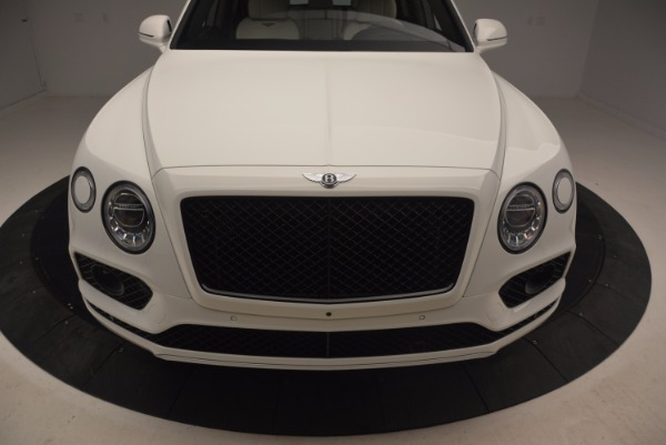 Used 2018 Bentley Bentayga Onyx for sale Sold at Rolls-Royce Motor Cars Greenwich in Greenwich CT 06830 13