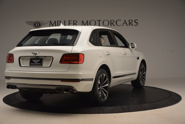 Used 2018 Bentley Bentayga Onyx for sale Sold at Rolls-Royce Motor Cars Greenwich in Greenwich CT 06830 7