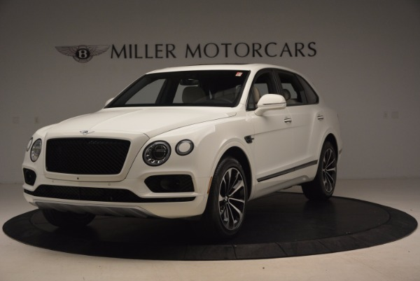 Used 2018 Bentley Bentayga Onyx for sale Sold at Rolls-Royce Motor Cars Greenwich in Greenwich CT 06830 1
