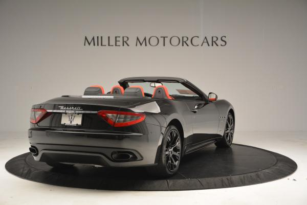 New 2016 Maserati GranTurismo Convertible Sport for sale Sold at Rolls-Royce Motor Cars Greenwich in Greenwich CT 06830 13