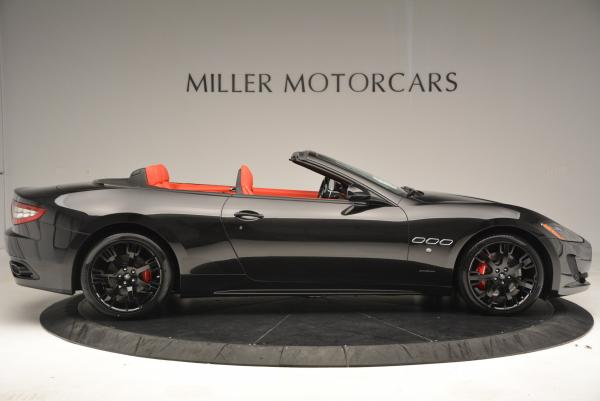 New 2016 Maserati GranTurismo Convertible Sport for sale Sold at Rolls-Royce Motor Cars Greenwich in Greenwich CT 06830 17