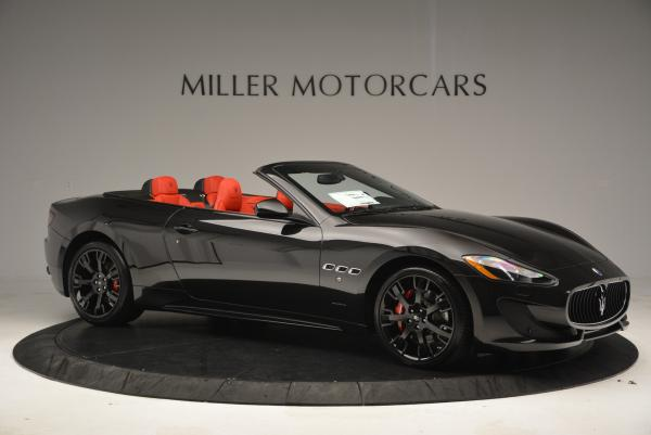 New 2016 Maserati GranTurismo Convertible Sport for sale Sold at Rolls-Royce Motor Cars Greenwich in Greenwich CT 06830 19
