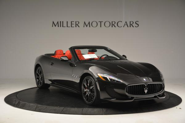New 2016 Maserati GranTurismo Convertible Sport for sale Sold at Rolls-Royce Motor Cars Greenwich in Greenwich CT 06830 21
