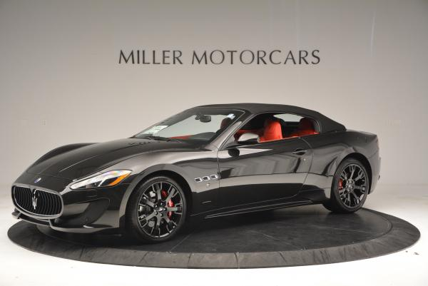 New 2016 Maserati GranTurismo Convertible Sport for sale Sold at Rolls-Royce Motor Cars Greenwich in Greenwich CT 06830 4
