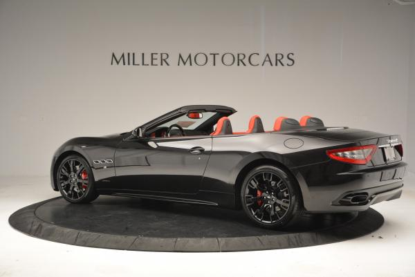 New 2016 Maserati GranTurismo Convertible Sport for sale Sold at Rolls-Royce Motor Cars Greenwich in Greenwich CT 06830 7