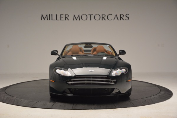 Used 2016 Aston Martin V8 Vantage S Roadster for sale Sold at Rolls-Royce Motor Cars Greenwich in Greenwich CT 06830 12