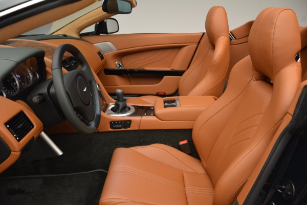 Used 2016 Aston Martin V8 Vantage S Roadster for sale Sold at Rolls-Royce Motor Cars Greenwich in Greenwich CT 06830 19