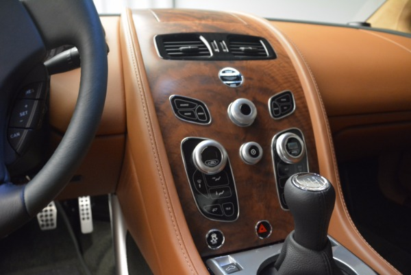 Used 2016 Aston Martin V8 Vantage S Roadster for sale Sold at Rolls-Royce Motor Cars Greenwich in Greenwich CT 06830 25