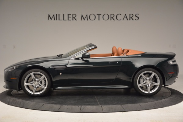 Used 2016 Aston Martin V8 Vantage S Roadster for sale Sold at Rolls-Royce Motor Cars Greenwich in Greenwich CT 06830 3