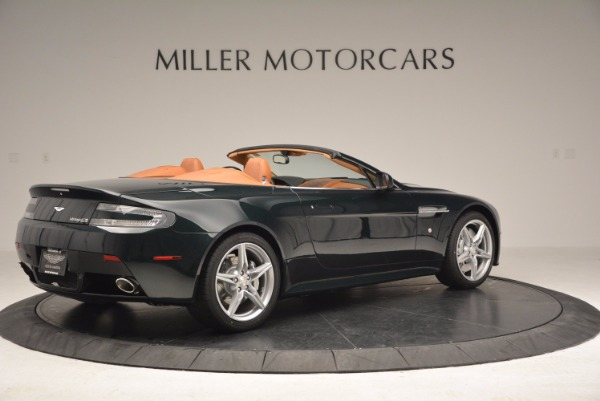 Used 2016 Aston Martin V8 Vantage S Roadster for sale Sold at Rolls-Royce Motor Cars Greenwich in Greenwich CT 06830 8