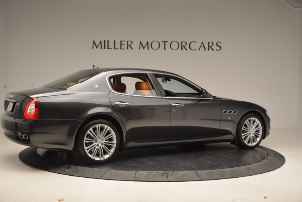 Used 2010 Maserati Quattroporte S for sale Sold at Rolls-Royce Motor Cars Greenwich in Greenwich CT 06830 20