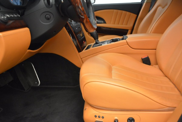 Used 2010 Maserati Quattroporte S for sale Sold at Rolls-Royce Motor Cars Greenwich in Greenwich CT 06830 26