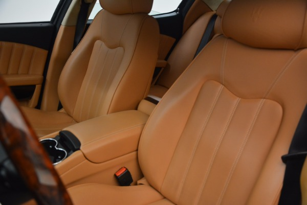 Used 2010 Maserati Quattroporte S for sale Sold at Rolls-Royce Motor Cars Greenwich in Greenwich CT 06830 27