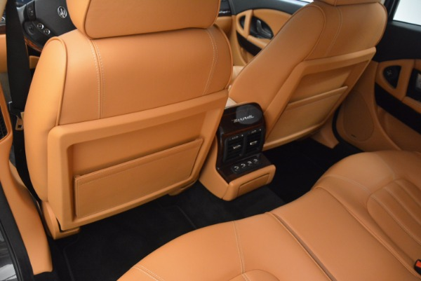 Used 2010 Maserati Quattroporte S for sale Sold at Rolls-Royce Motor Cars Greenwich in Greenwich CT 06830 28