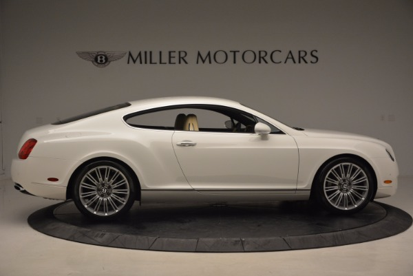 Used 2008 Bentley Continental GT Speed for sale Sold at Rolls-Royce Motor Cars Greenwich in Greenwich CT 06830 10