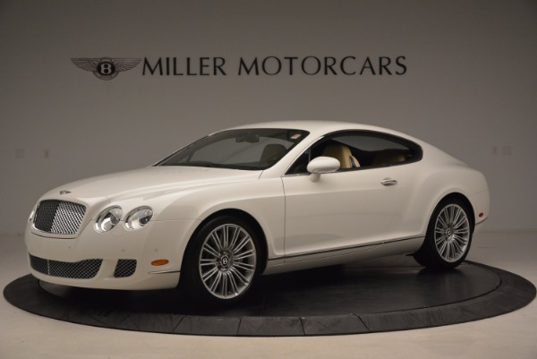 Used 2008 Bentley Continental GT Speed for sale Sold at Rolls-Royce Motor Cars Greenwich in Greenwich CT 06830 2