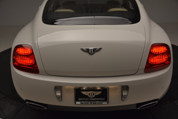 Used 2008 Bentley Continental GT Speed for sale Sold at Rolls-Royce Motor Cars Greenwich in Greenwich CT 06830 28