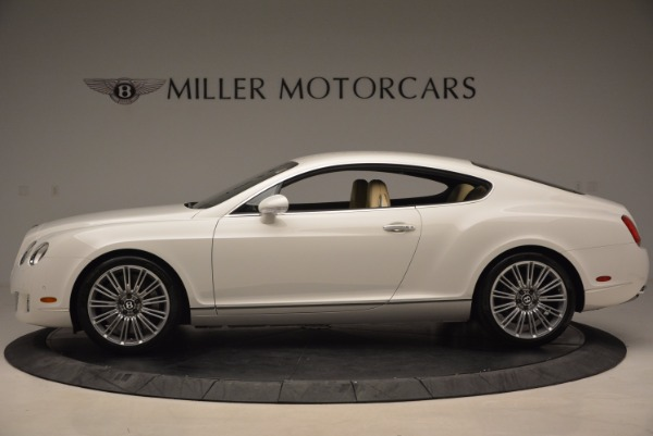 Used 2008 Bentley Continental GT Speed for sale Sold at Rolls-Royce Motor Cars Greenwich in Greenwich CT 06830 3