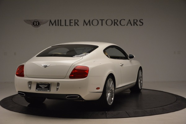 Used 2008 Bentley Continental GT Speed for sale Sold at Rolls-Royce Motor Cars Greenwich in Greenwich CT 06830 8