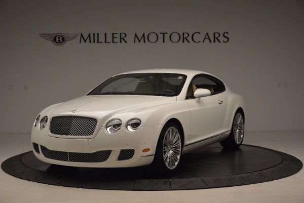 Used 2008 Bentley Continental GT Speed for sale Sold at Rolls-Royce Motor Cars Greenwich in Greenwich CT 06830 1