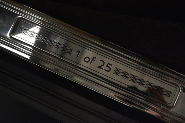 Used 2017 Bentley Mulsanne EWB for sale Sold at Rolls-Royce Motor Cars Greenwich in Greenwich CT 06830 10