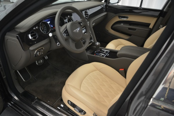 Used 2017 Bentley Mulsanne EWB for sale Sold at Rolls-Royce Motor Cars Greenwich in Greenwich CT 06830 11