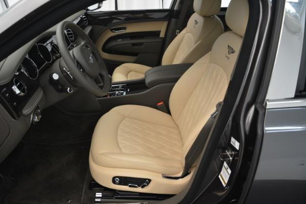 Used 2017 Bentley Mulsanne EWB for sale Sold at Rolls-Royce Motor Cars Greenwich in Greenwich CT 06830 12