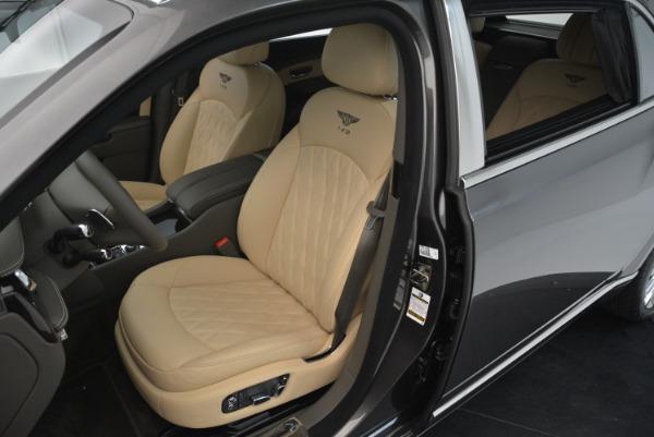 Used 2017 Bentley Mulsanne EWB for sale Sold at Rolls-Royce Motor Cars Greenwich in Greenwich CT 06830 13