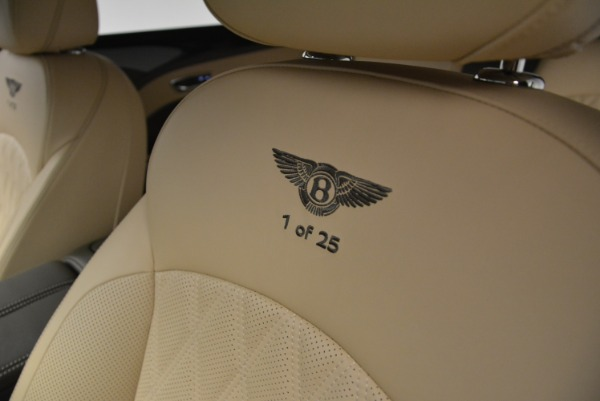 Used 2017 Bentley Mulsanne EWB for sale Sold at Rolls-Royce Motor Cars Greenwich in Greenwich CT 06830 14