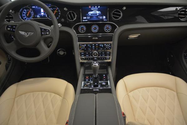 Used 2017 Bentley Mulsanne EWB for sale Sold at Rolls-Royce Motor Cars Greenwich in Greenwich CT 06830 15