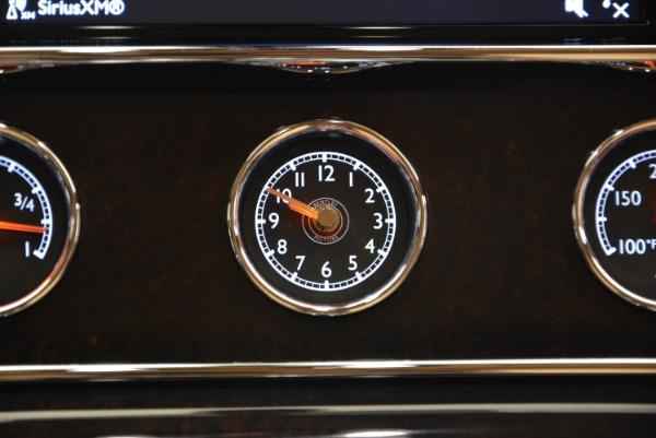 Used 2017 Bentley Mulsanne EWB for sale Sold at Rolls-Royce Motor Cars Greenwich in Greenwich CT 06830 16