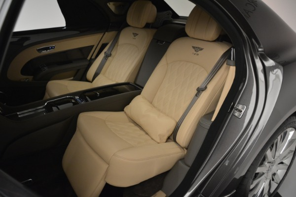 Used 2017 Bentley Mulsanne EWB for sale Sold at Rolls-Royce Motor Cars Greenwich in Greenwich CT 06830 19