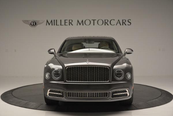 Used 2017 Bentley Mulsanne EWB for sale Sold at Rolls-Royce Motor Cars Greenwich in Greenwich CT 06830 2