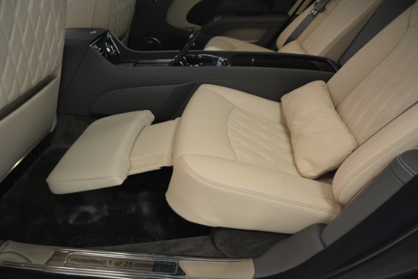 Used 2017 Bentley Mulsanne EWB for sale Sold at Rolls-Royce Motor Cars Greenwich in Greenwich CT 06830 22