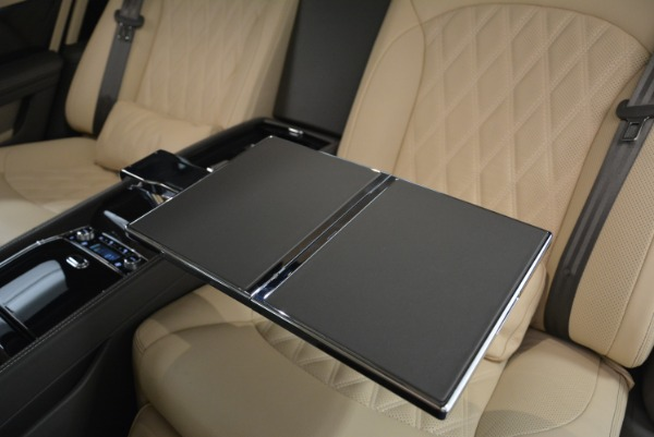 Used 2017 Bentley Mulsanne EWB for sale Sold at Rolls-Royce Motor Cars Greenwich in Greenwich CT 06830 25