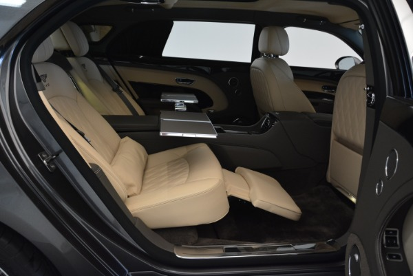 Used 2017 Bentley Mulsanne EWB for sale Sold at Rolls-Royce Motor Cars Greenwich in Greenwich CT 06830 27
