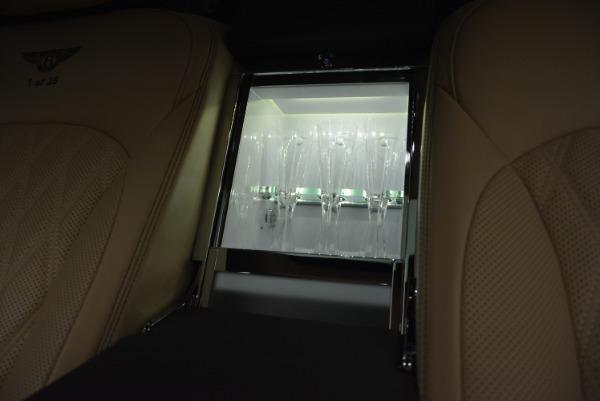 Used 2017 Bentley Mulsanne EWB for sale Sold at Rolls-Royce Motor Cars Greenwich in Greenwich CT 06830 28