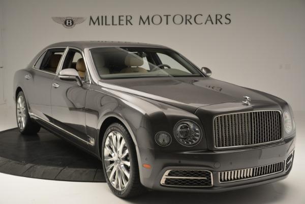 Used 2017 Bentley Mulsanne EWB for sale Sold at Rolls-Royce Motor Cars Greenwich in Greenwich CT 06830 3