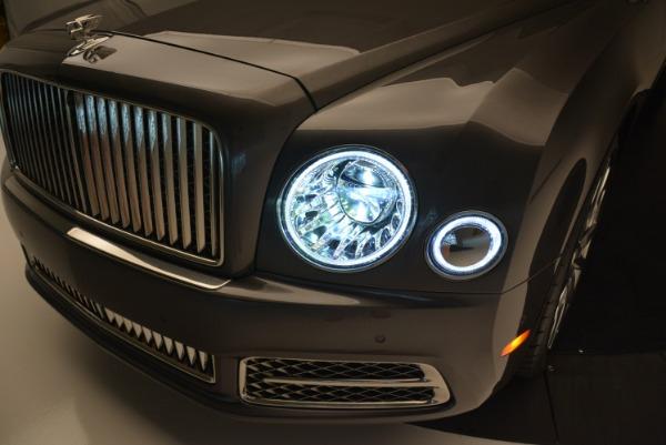 Used 2017 Bentley Mulsanne EWB for sale Sold at Rolls-Royce Motor Cars Greenwich in Greenwich CT 06830 5