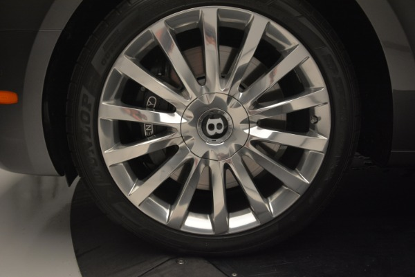 Used 2017 Bentley Mulsanne EWB for sale Sold at Rolls-Royce Motor Cars Greenwich in Greenwich CT 06830 7