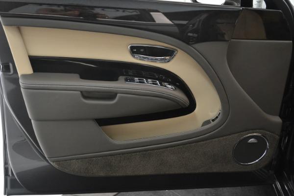 Used 2017 Bentley Mulsanne EWB for sale Sold at Rolls-Royce Motor Cars Greenwich in Greenwich CT 06830 8