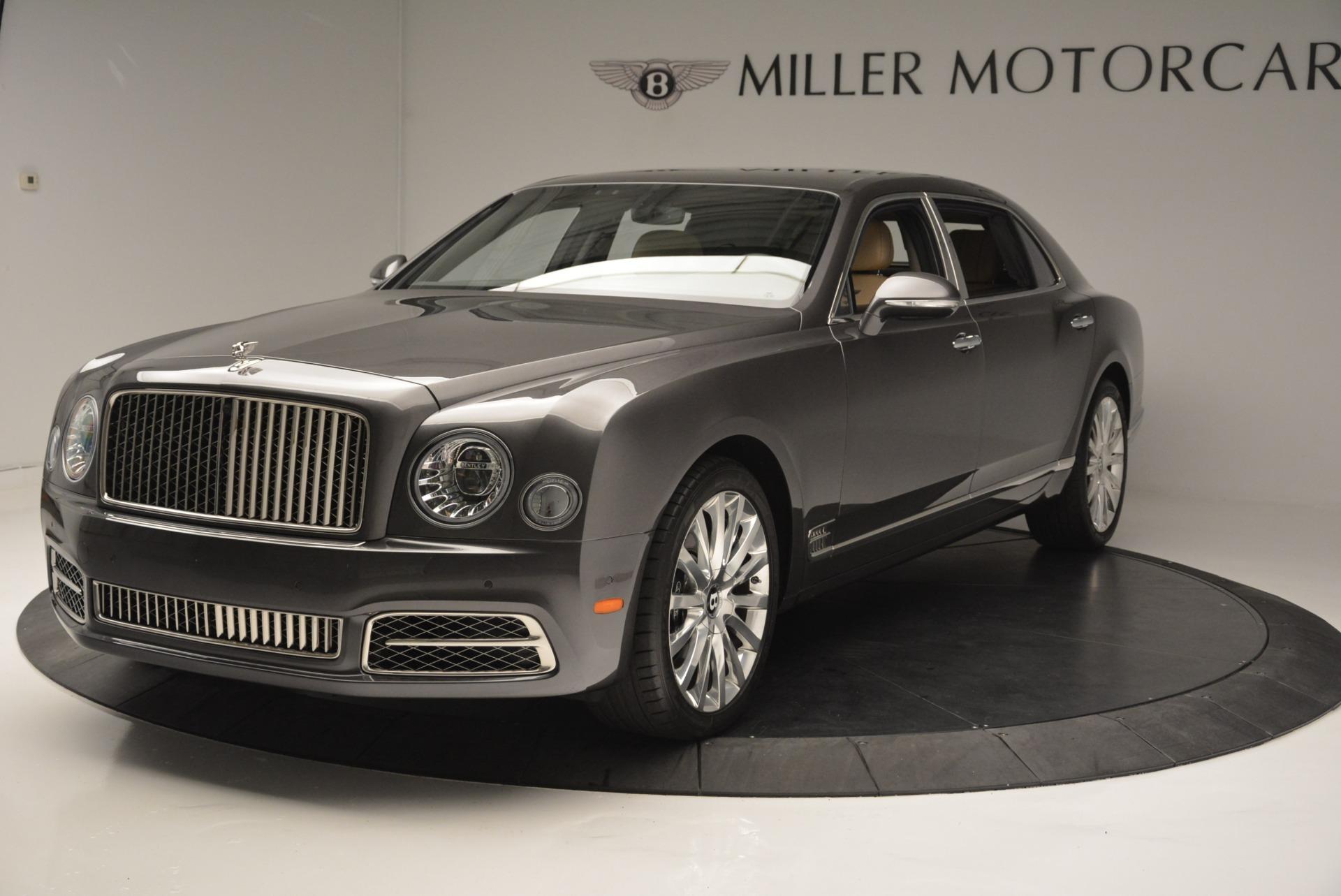 Used 2017 Bentley Mulsanne EWB for sale Sold at Rolls-Royce Motor Cars Greenwich in Greenwich CT 06830 1
