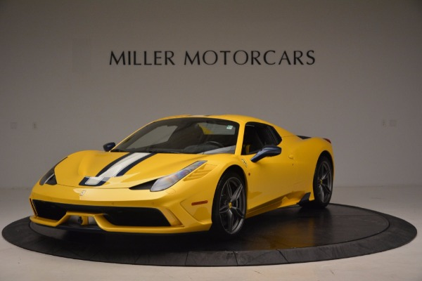 Used 2015 Ferrari 458 Speciale Aperta for sale Sold at Rolls-Royce Motor Cars Greenwich in Greenwich CT 06830 13