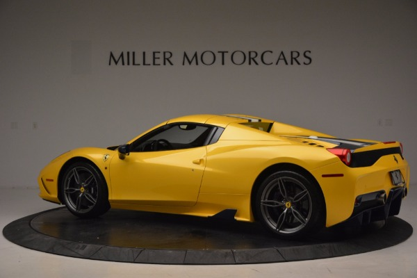 Used 2015 Ferrari 458 Speciale Aperta for sale Sold at Rolls-Royce Motor Cars Greenwich in Greenwich CT 06830 15