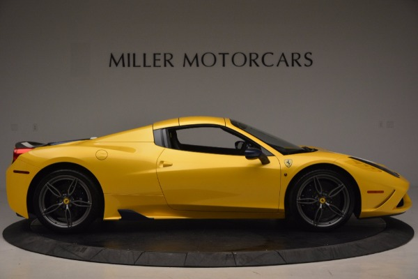 Used 2015 Ferrari 458 Speciale Aperta for sale Sold at Rolls-Royce Motor Cars Greenwich in Greenwich CT 06830 18