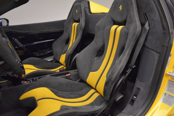Used 2015 Ferrari 458 Speciale Aperta for sale Sold at Rolls-Royce Motor Cars Greenwich in Greenwich CT 06830 23