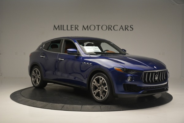 New 2018 Maserati Levante Q4 for sale Sold at Rolls-Royce Motor Cars Greenwich in Greenwich CT 06830 13